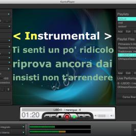 Creare MP3 Sincronizzati per Kanto, Winlive, Karaoke 5, Qmidi e Karawin
