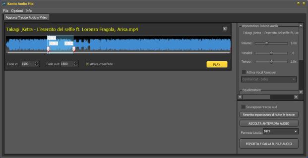 Come tagliare spezzone MP3 per usarlo come suoneria