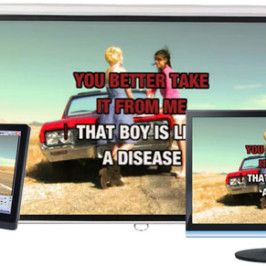 Creare Video Karaoke da MP3