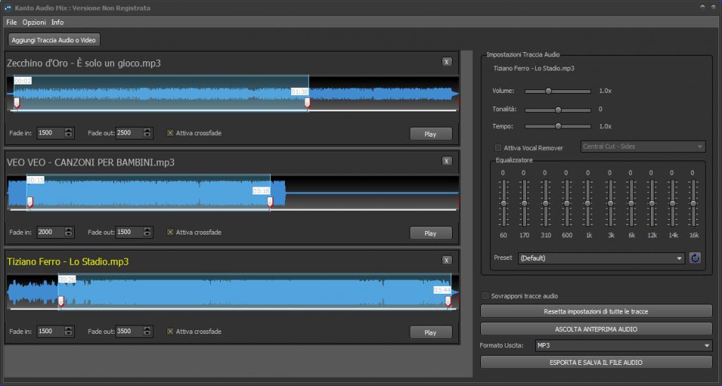 audiomix