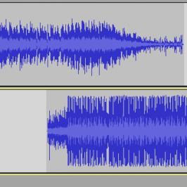 Sovrapporre Due o più Tracce Audio (midi o mp3)